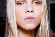 Makeup, hair, nails. / by Kelsey Baska