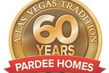 Vintage Vegas / by Pardee Homes