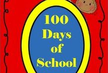 Wonderful 100 Day TpT Products / Great products to help celebrate 100 days of school.