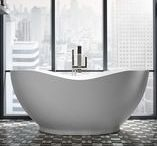 Freestanding Baths / Freestanding baths are back. Whether you have a taste for the modern or tend to more traditional design, KOHLER freestanding baths deliver distinctive character and are sure to make a bold statement in any bath space.