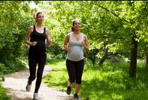 Enjoy a Fit Pregnancy! / Pregnancy workouts and safe pregnancy exercise tips from our prenatal health experts!