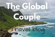 The Global Couple travel blog / We're Petra and Shaun, a New Zealand couple who love travel at home and abroad. Check out our pins for New Zealand travel tips and itineraries as well as posts from overseas! www.theglobalcouple.com