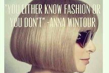 Fashion Quotes / by Efbee