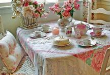 Tea Party Ideas for Adults☕️