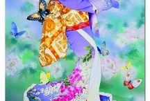 Haruyo Morita. Japanise Art