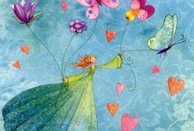 Mila Marquis, illustration,