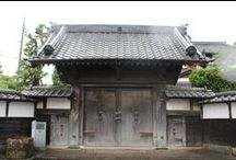茨城・桜川市真壁(歴史的建造物) / 茨城県・桜川市真壁 重要伝統的建造物群保存地区