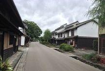 長野・海野宿(歴史的建造物) / 長野県・東御市海野宿 重要伝統的建造物群保存地区
