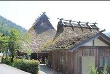 京都・美山町北(歴史的建造物) / 京都府南丹市美山町北 かやぶきの里・北村 重要伝統的建造物群保存地区