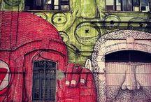 Testaccio / Overview on Testaccio district in Rome...