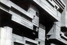 Roma Brutalista / Il volto brutale della capitale… Dalla Casa Sperimentale di Perugini a ispirazioni o stili che si avvicinano alla cultura del Beton Brut amata da Le Corbusier.