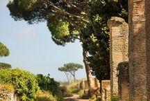 Ostia Antica / Ostia Antica - alla scoperta dell'antico porto romano.