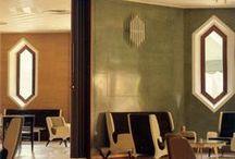 Gio Ponti a Roma / Gio Ponti a Roma: Dall'Hotel Parco dei Principi a residenze private e il progetto per la Scuola di Matematica, ma anche arredi per interni rimani.