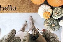 Fall Fashion / Outfit ideas for the Fall season