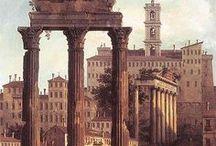 Roma dipinta da Canaletto / Roma dipinta da Canaletto