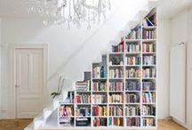 A PLACE for EVERYTHING / Clever storage inspiration for space restricted homes