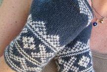 Knitting / Crochet