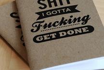 Work Stuff / by Christina Weyrick