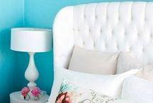 Bedroom Decor  / by Lisa Frame {adailypinch.com}