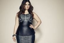 Plus Size Fashion / We may be curvy, but that doesn't mean we don't love fashion!