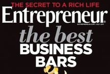 Past Covers / by Entrepreneur