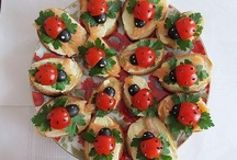 Appetizers/Party / PINTEREST ROCOMMENDS NOT COPYING ENTIRE BOARDS OR PINNING MORE THAN 10-15 PINS FROM ANY BOARD AT A TIME.PLEASE BE CONSIDERATE! / by Bill - Sandi Burt