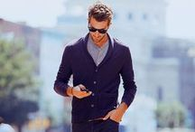 Trep Attire - Men / Long gone are the days of the typical button-up and basic tie. Look snazzy and turn heads with these trendy looks. / by Entrepreneur