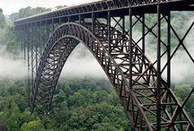 Spans / AKA bridges
