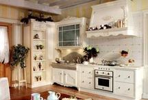 Kitchens  / These kitchen ideas would be great for a remodel, or just to dream about.