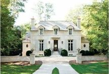Exterior Home Design Love / Getting ready to make some changes to our home! So many decisions, so many pretty pins!