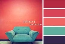 Design It... / Inspiration & Colour / by Sinead Bradley