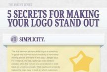 #LogoKeys / Branding: How to create a logo that will stand out above the competition.  / by Entrepreneur