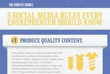 #SocialKeys / What are your keys to social media success? / by Entrepreneur