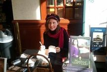 Jennifer's Book Signings / by Jennifer Hudson Taylor