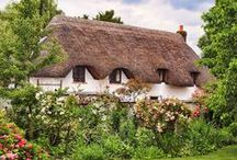 English Cottages / by Jennifer Hudson Taylor