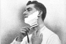 Man Style // A Fresh Shave / Shaving the face or the head? Check it out. / by Kevin McCarthy