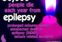 Epilepsy Awareness / These images raise awareness about Epilepsy, what it is and how it affects those living with it and their caretakers. Most of these images were shared from other sites.