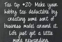 #TaxCenter / It's tax season! Check out all the great tips and strategies from tax experts to help save your business tons of money this year. Watch out for daily tax tips every weekday in March!  / by Entrepreneur