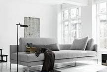 Interior softness / Love the nature, simple, wood, beauty & soft materials