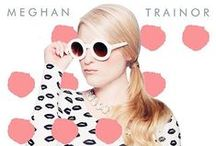 """meghan trainor """"lips are movin"""" video / art direction for video / by bri emery / designlovefest"""