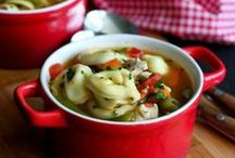 Kitchen -- Winter / Recipes to warm you up during the long, dark winter months.