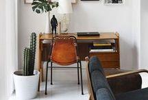 BUREAUX | WORKSPACE / Travailler dans un bel espace...!