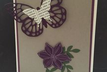 Sira's cards / My own designs