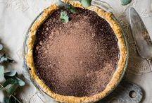 pie / Pie. Preferably a la mode.