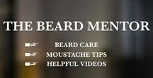 Beard and Moustache How Tos / Tips and techniques for keeping your beard and moustache feeling and looking fantastic.