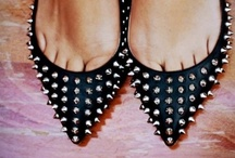 Shoe Addictions / Who ever said walk gently into the night, did love shoes as much as we do!