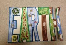 Eco week/ Earth day/ Recycling show? / by N.Buchanan
