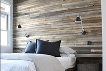 Reclaimed Wood in New Construction / by Janet Mcardle