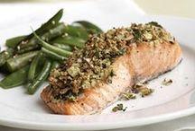 Main dishes- fish