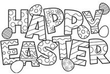 Easter ideas for school / by N.Buchanan